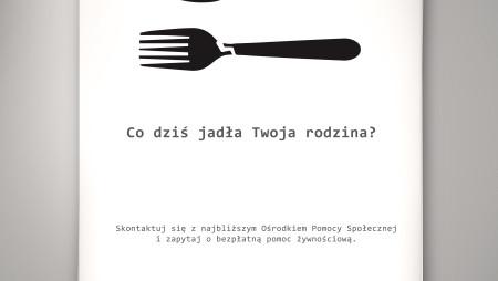 Plakat – ministerstwo